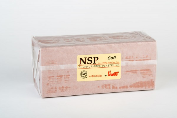 Chavant Clay Plasteline NSP Soft