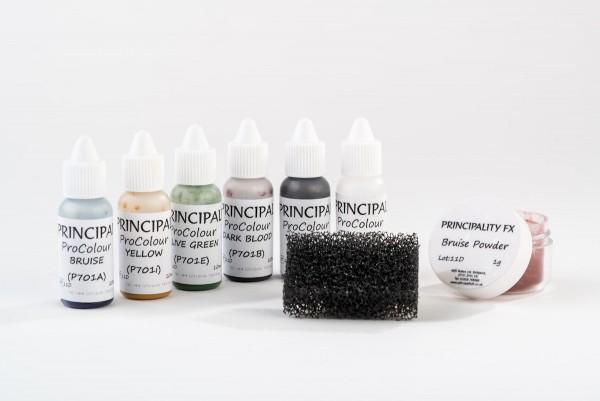 Pro Colour Bruise Kit