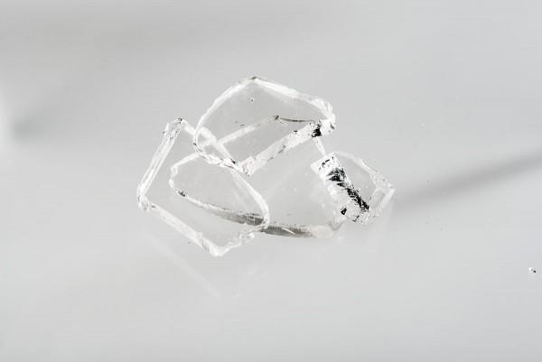 Sili-Glas S515b | ca. 100g (kleine Scherben)