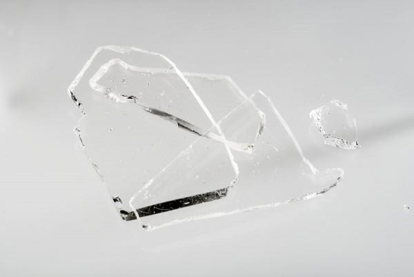 Sili-Glas S515c | ca. 250g (große Scherben)