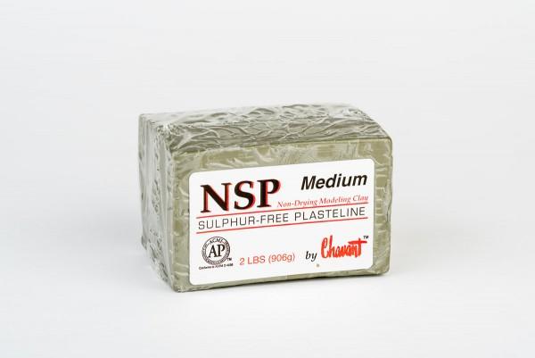 Chavant Clay Plasteline NSP Medium